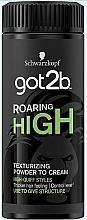 Düfte, Parfümerie und Kosmetik Texturierende Pudercreme für das Haar - Got2b Roaring High