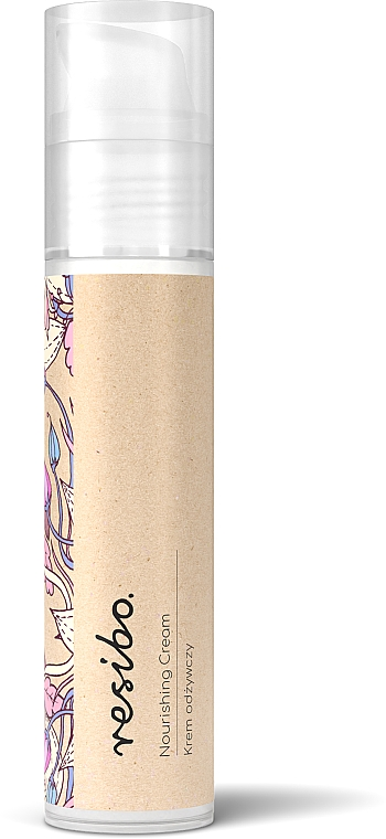 Pflegende Gesichtscreme - Resibo Nourishing Cream