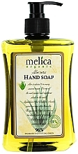 Düfte, Parfümerie und Kosmetik Flüssige Handseife mit Aloe Vera - Melica Organic Aloe Vera Liquid Soap