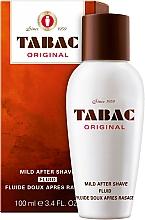Düfte, Parfümerie und Kosmetik Maurer & Wirtz Tabac Original Mild After Shave Fluid - After Shave Fluid