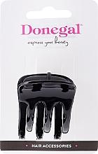 Düfte, Parfümerie und Kosmetik Haarspange FA-9796 klein schwarz - Donegal