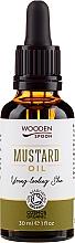 Düfte, Parfümerie und Kosmetik Kaltgepresstes Senföl - Wooden Spoon Mustard Oil
