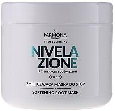 Düfte, Parfümerie und Kosmetik Fußmaske mit Harnstoff - Farmona Professional Nivelazione Softening Foot Mask