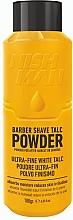 Düfte, Parfümerie und Kosmetik Beruhigender After-Shave Talk  für Männer - Nishman Barber Shave Talc
