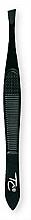 Düfte, Parfümerie und Kosmetik Pinzette 75575 schräg - Top Choice Tweezers Slant FD-NCS Black