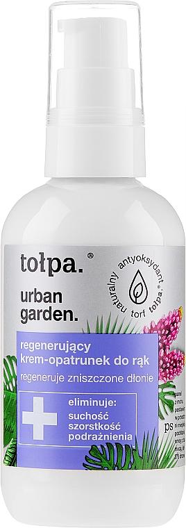 Regenerierende Handcreme - Tolpa Urban Garden Repair Hand Cream