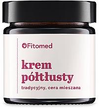 Düfte, Parfümerie und Kosmetik Bleichcreme mit ätherischem Lavendelöl und Sibirischem Ginseng - Fitomed Vanishing Classic Cream