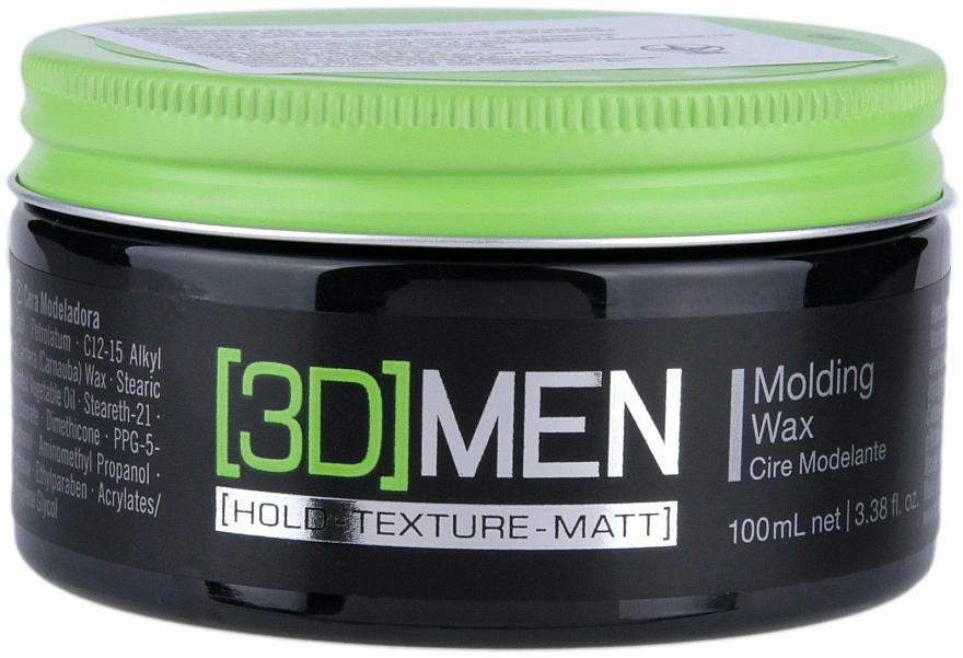 Modellierendes Haarwachs - Schwarzkopf Professional 3D Mension Molding Wax
