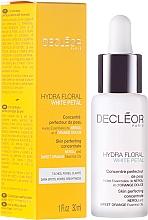 Düfte, Parfümerie und Kosmetik Anti-Aging Gesichtskonzentrat für Männer - Decleor Hydra Floral White Petal Skin Perfecting Concentrate