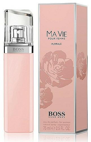 Hugo Boss Boss Ma Vie Pour Femme Florale - Eau de Parfum