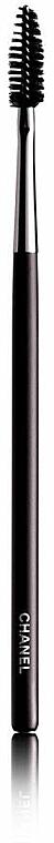 Wimpern- und Augenbrauenbürste - Chanel Les Pinceaux de Chanel Lash Brush №11 — Bild N1