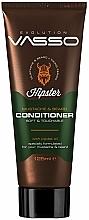 Düfte, Parfümerie und Kosmetik Bartconditioner mit Jojobaöl - Vasso Professional Mustache & Beard Conditioner