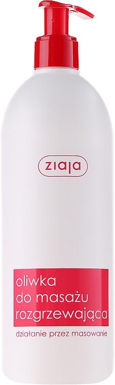 Wärmendes Massageöl - Ziaja Body Oil