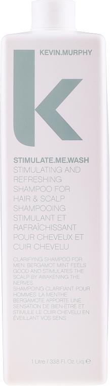 Erfrischendes Männershampoo - Kevin.Murphy Stimulate-Me Wash — Bild N3