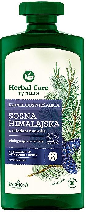 Bademilch mit Kiefer und Manuka-Honig - Farmona Herbal Care