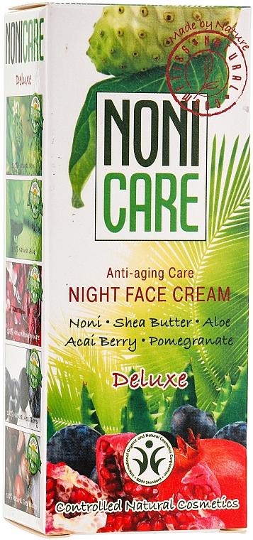 Anti-Falten Nachtcreme - Nonicare Deluxe Night Face Cream — Bild N1