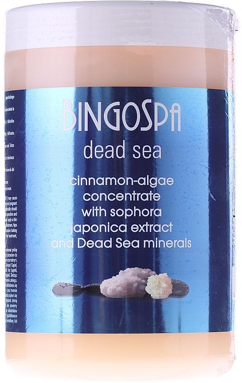 Körperkonzentrat zum Abnehmen mit Zimt und Algen - BingoSpa Concentrate Of The Cinnamon-Algae
