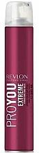 "Düfte, Parfümerie und Kosmetik Haarspray ""Pro You Extreme"" Starker Halt - Revlon Professional Pro You Extra Strong Hair Spray Extreme"