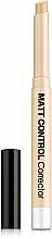 Düfte, Parfümerie und Kosmetik Mattierender Gesichts-Concealer - Dermacol Matt Control Corrector