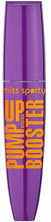 Wimperntusche - Miss Sporty Booster Pump Up Mascara