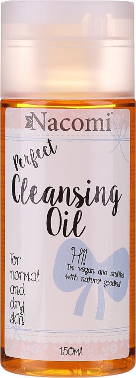 Make-up Entferner für trockene und normale Haut - Nacomi Cleansing Oil Make Up Remover