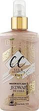 Düfte, Parfümerie und Kosmetik Pflegender, aufhellender und glättender Körperbalsam mit Seide - Bielenda CC 10 in 1 Illuminating Smoothing Body Silk Balm