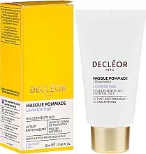 Düfte, Parfümerie und Kosmetik Creme-Maske für das Gesicht mit ätherischem Irisöl - Decleor Prolagene Lift Lifting Flash Mask
