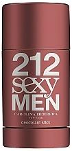 Düfte, Parfümerie und Kosmetik Carolina Herrera 212 Sexy Men - Deostick