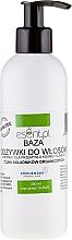 Düfte, Parfümerie und Kosmetik Organische Basis-Haarspülung - Esent