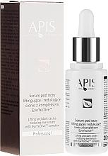 Düfte, Parfümerie und Kosmetik Serum gegen dunkle Augenringe - Apis Professional Serum
