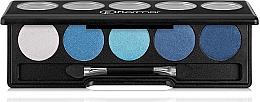 Düfte, Parfümerie und Kosmetik Lidschatten-Palette - Flormar True Color Palette