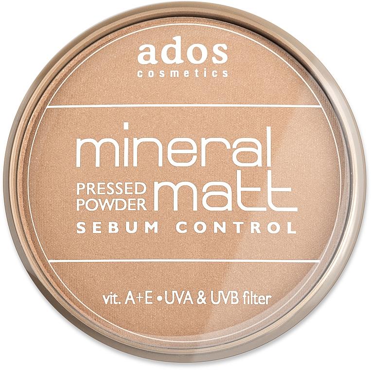 Gesichtspuder - Ados MINERAL MATT