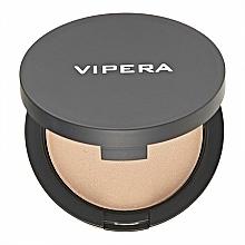 Düfte, Parfümerie und Kosmetik Kompakter Gesichtspuder mit Spiegel - Vipera Face Powder