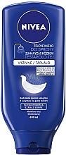 Düfte, Parfümerie und Kosmetik Nährende Körperlotion für die Dusche - Nivea In-Shower Body Milk Nourishing
