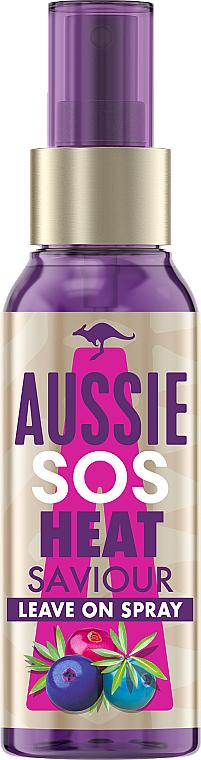 Leave-in Hitzeschutzspray für Haar - Aussie Sos Hear Saviour Leave on Spray — Bild N1
