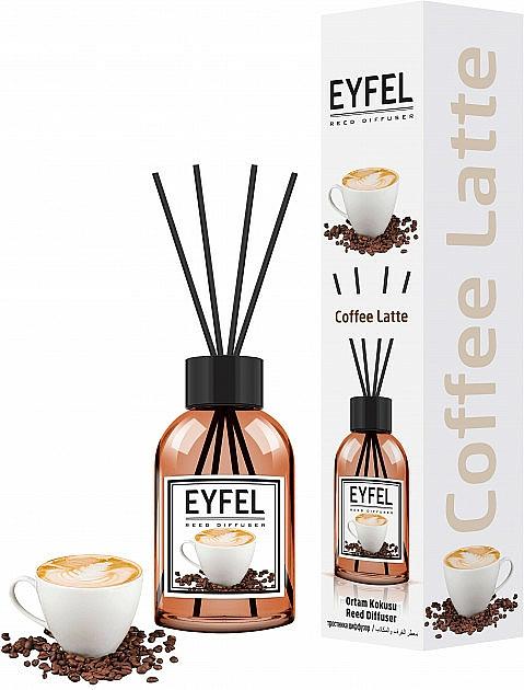 Aroma-Diffusor Coffee - Eyfel Perfume Reed Diffuser Coffee