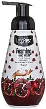 Düfte, Parfümerie und Kosmetik Handwaschschaum mit Granatapfel - Aksan Deep Fresh Foaming Hand Wash Pomegranate