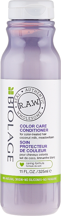 Haarspülung für coloriertes Haar - Biolage R.A.W. Color Care Conditioner