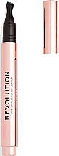 Düfte, Parfümerie und Kosmetik Augenbrauenstift - Makeup Revolution Fast Brow Pen Pomade