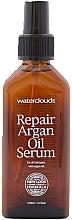 Düfte, Parfümerie und Kosmetik Regenerierendes Serum mit Arganöl für alle Haartypen - Waterclouds Repair Argan Oil Serum