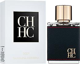 Düfte, Parfümerie und Kosmetik Carolina Herrera CH Men - Eau de Toilette