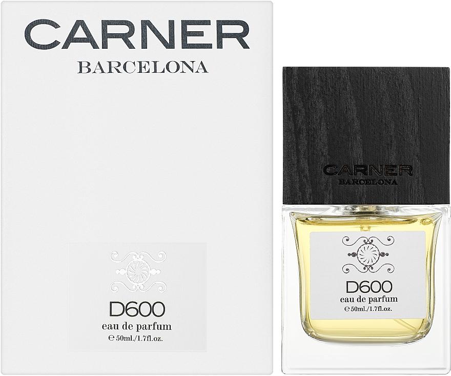 Carner Barcelona D600 - Eau de Parfum — Bild N2