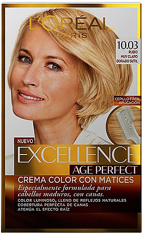 Haarfarbe - L'Oreal Paris Age Perfect By Excellence