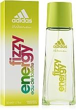 Düfte, Parfümerie und Kosmetik Adidas Fizzy Energy - Eau de Toilette