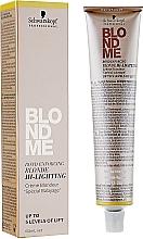 Düfte, Parfümerie und Kosmetik Haarfarbe - Schwarzkopf Professional BlondMe Hi-Lighting