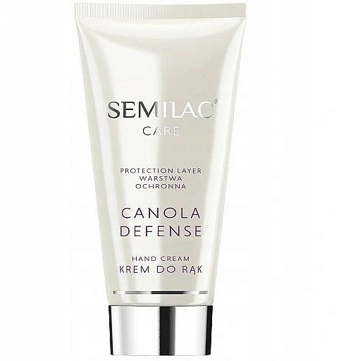 Schützende Handcreme - Semilac Canola Defense Hand Cream