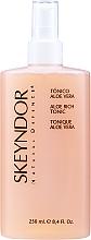 Düfte, Parfümerie und Kosmetik Gesichtstonikum mit Aloe Vera - Skeyndor Natural Defence Aloe Rich Tonic