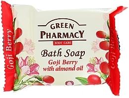 Düfte, Parfümerie und Kosmetik Seife mit Goji-Beere und Mandelöl - Green Pharmacy