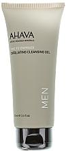 Düfte, Parfümerie und Kosmetik Exolierendes Gesichtsreinigungsgel für Männer - Men Exfoliating Cleansing Gel