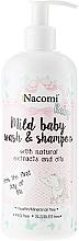 Düfte, Parfümerie und Kosmetik Milde Baby-Waschemulsion - Nacomi Baby Emulsia